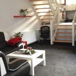 Wohnzimmer Maisonette
