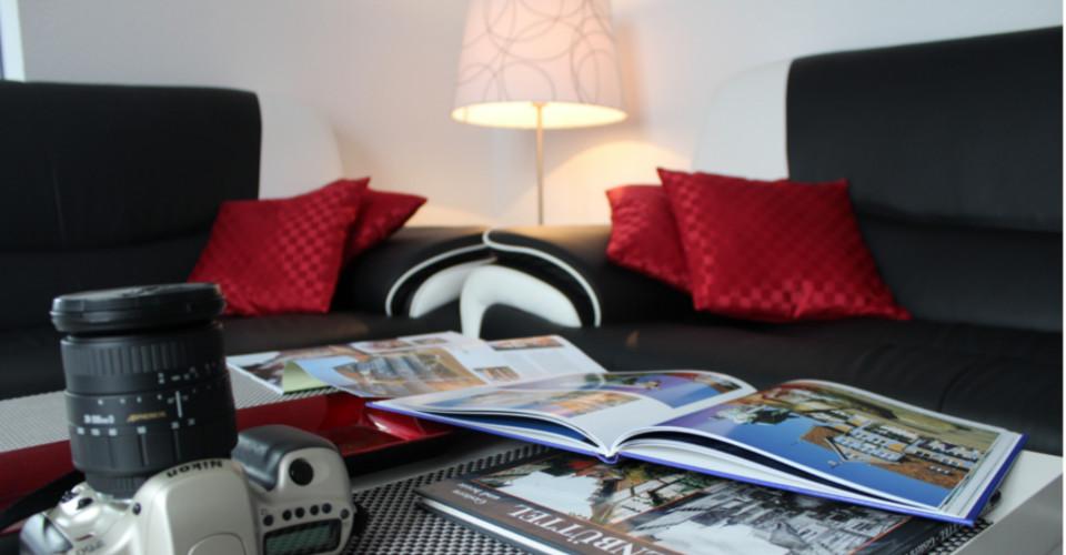 Wohnzimmer Ferienwohnung